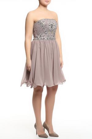 Платье Basix Black Label. Цвет: мультицвет