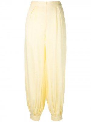 Пляжные шаровары Onia. Цвет: желтый