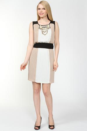 Платье Alba Conde. Цвет: белый