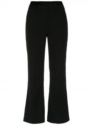Укороченные брюки Martha Medeiros. Цвет: черный