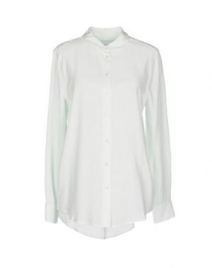 Pубашка EQUIPMENT. Цвет: светло-зеленый