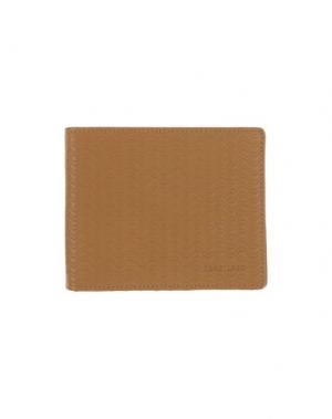 Бумажник ZANELLATO. Цвет: верблюжий