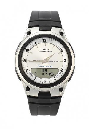 Часы Casio Collection AW-80-7A. Цвет: черный