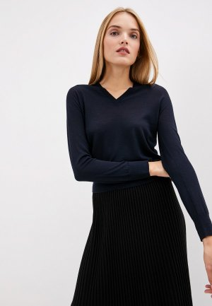 Пуловер Weekend Max Mara. Цвет: синий