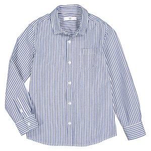 Рубашка La Redoute. Цвет: другие