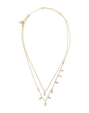 Ожерелье CHAN LUU. Цвет: золотистый