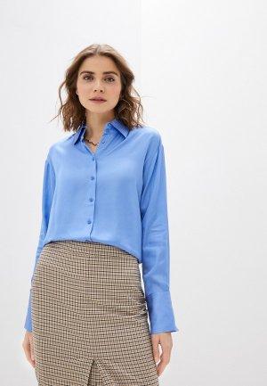 Блуза InWear. Цвет: голубой