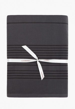 Плед Luxberry 200x150. Цвет: серый