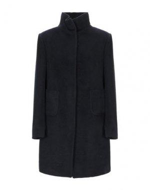 Пальто BOTONDI COUTURE. Цвет: черный