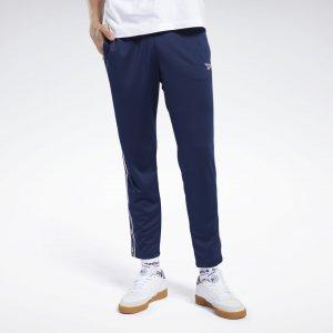 Спортивные брюки Classics Vector Tape Reebok. Цвет: collegiate navy
