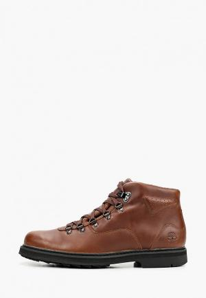 Ботинки Timberland Squall Canyon WP Hiker SADDLE BROWN. Цвет: коричневый