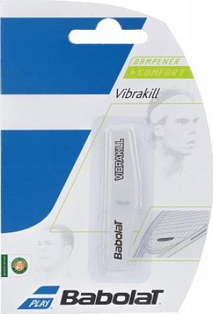 Виброгаситель Vibrakill Babolat. Цвет: белый
