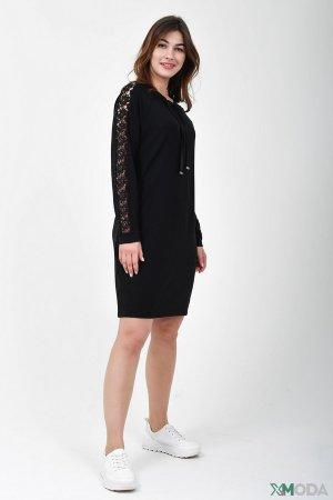 Платье Monari. Цвет: чёрный