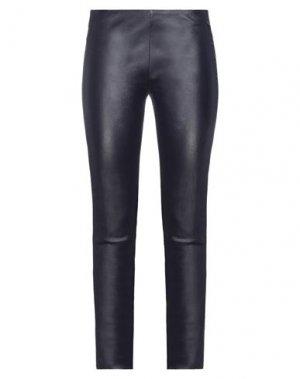 Повседневные брюки JITROIS. Цвет: темно-фиолетовый