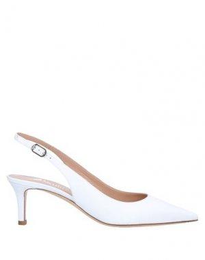 Туфли BALLIN. Цвет: белый