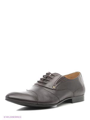 Туфли Antonio Biaggi. Цвет: коричневый