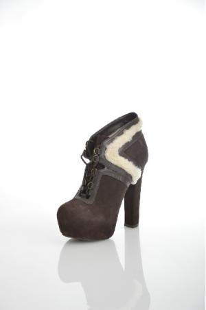Ботинки Klimini. Цвет: коричневый