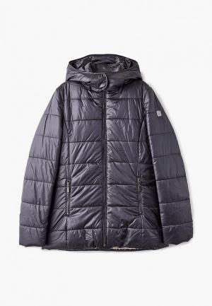 Куртка утепленная Liu Jo Junior. Цвет: серебряный