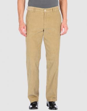 Повседневные брюки CARAMELO. Цвет: хаки