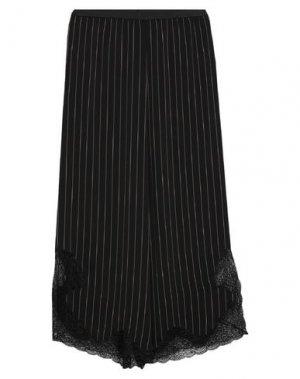 Повседневные брюки ANTONIO MARRAS. Цвет: черный