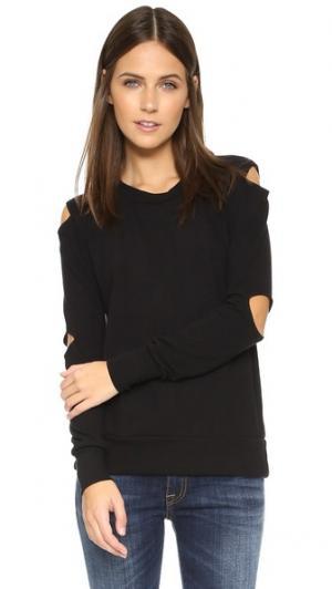 Cutout Sweater LNA