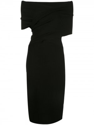Платье Peggy Altuzarra. Цвет: черный