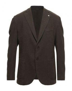 Пиджак L.B.M. 1911. Цвет: хаки