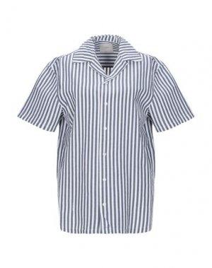 Pубашка MINIMUM. Цвет: серый