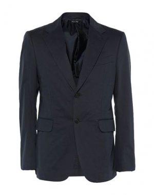 Пиджак DUNHILL. Цвет: темно-синий