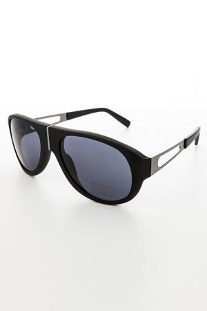 Солнцезащитные очки Tod's. Цвет: серебряный