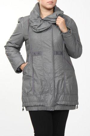 Куртка Loft. Цвет: серый