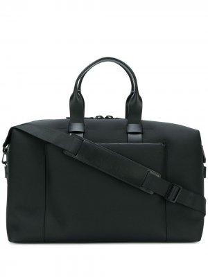Дорожная сумка Troubadour. Цвет: черный