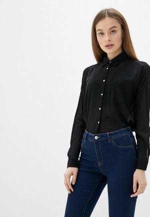 Блуза Alcott. Цвет: черный