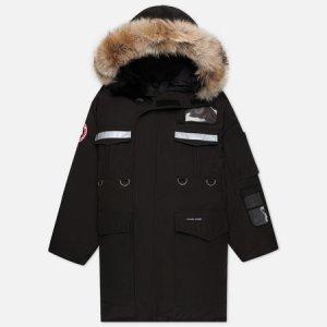 Мужская куртка парка Resolute Canada Goose. Цвет: чёрный