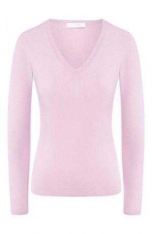 Кашемировый пуловер Cruciani. Цвет: сиреневый