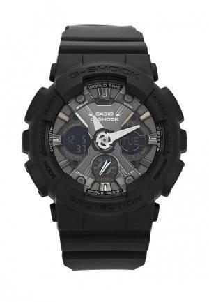 Часы Casio G-SHOCK GMA-S120MF-1A. Цвет: черный