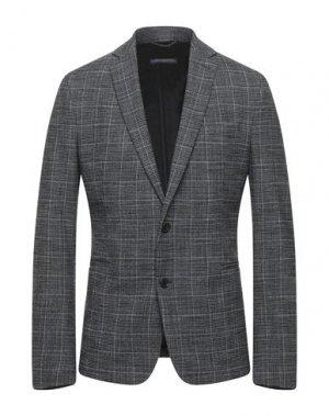 Пиджак DRYKORN. Цвет: стальной серый