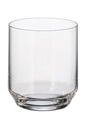 Набор стаканов для виски 6 шт. Crystalite Bohemia. Цвет: прозрачный