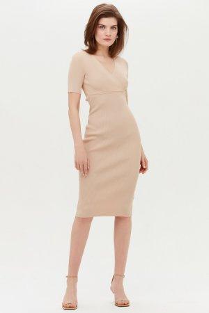 Платье Love Republic. Цвет: 61, кремовый, светло-бежевый