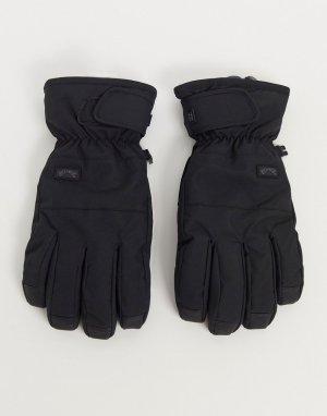 Черные перчатки Kera-Черный цвет Billabong