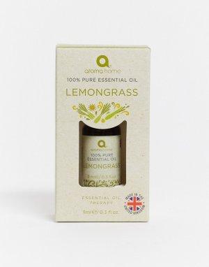 Эфирное масло лемонграсса 9 мл-Бесцветный Aroma Home