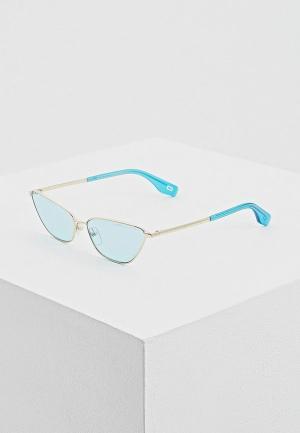 Очки солнцезащитные Marc Jacobs 369/S MVU. Цвет: золотой