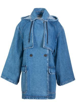 Джинсовая куртка MSGM