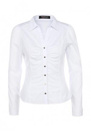 Блуза Morgan. Цвет: белый