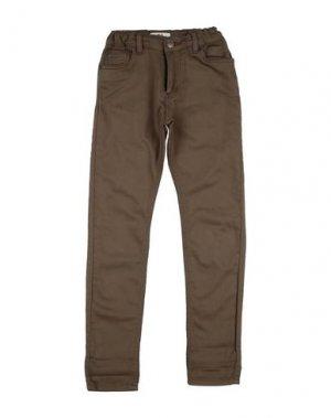 Повседневные брюки AMERICAN OUTFITTERS. Цвет: хаки