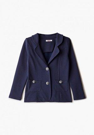 Пиджак NinoMio. Цвет: синий
