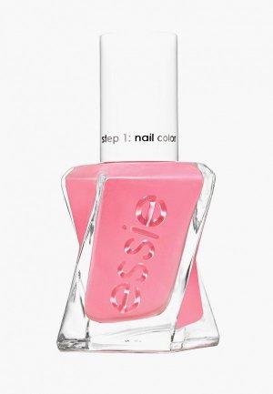 Лак для ногтей Essie Гель-кутюр, оттенок 150, Haute,13,5 мл. Цвет: розовый