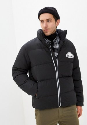 Куртка утепленная Anteater. Цвет: черный