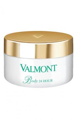 Увлажняющий крем для тела Body 24 Hour Valmont. Цвет: бесцветный