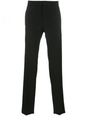 Классические брюки Givenchy. Цвет: чёрный